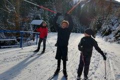 Zimní radovánky na lyžích 2020